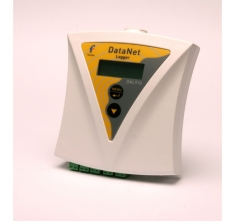 Fou-DNL910A  Temperature RF logger + 4 external inputs  Incl  power adapter and Cal  certificate