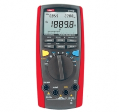 UNI-UT71E  Intelligent Digital Multimeter   (CAT IV)