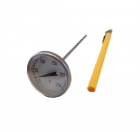 ETI-800-803  Ø45 mm dial thermometer 0 to 250 °C