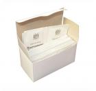 ETI-836-220  Single use sachet prope wipes 100 wipes 30 x 60 mm