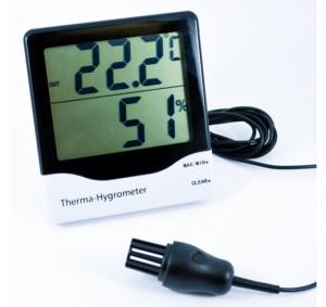 Min Max Hygrometre/Termometre