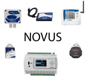 Novus dataloggere