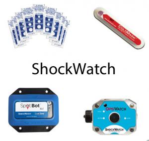 ShockWatch dataloggere
