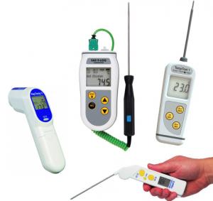 Termometre til egenkontrol