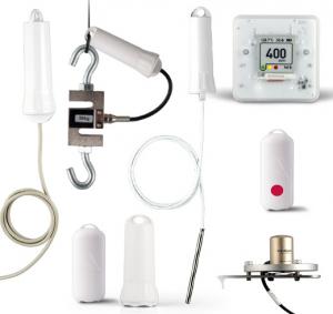 Aranet trådløse sensorer