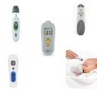 Infrarøde/berøringsfri feber-termometre