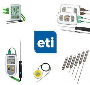 ETI dataloggere