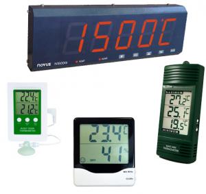 Bord- og Væg- termometre