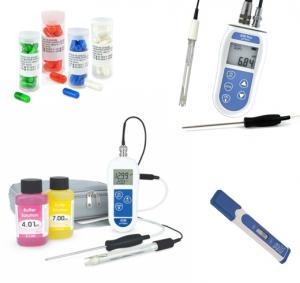 pH måleudstyr