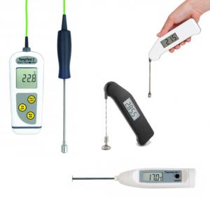 Overflade temperaturmåling