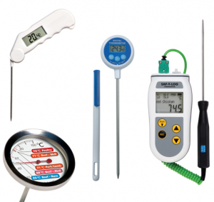 Temperatur produkter