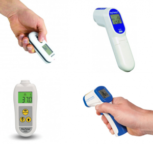 Infrarød temperaturmåling