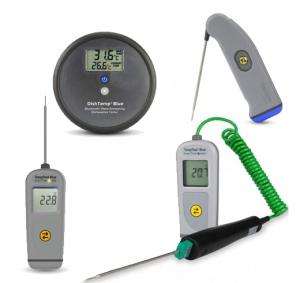 Trådløse termometre