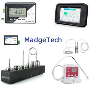 MadgeTech dataloggere