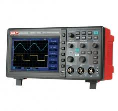 UNI-UTD2102CEL  Colour LCD 100MHz,  1GS/s, 2 Ch