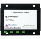 MaT-QuadProcess  4 Channel DC Current Recorder