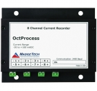 MaT-OctProcess-1mA  8 Channel Low Level, -1mA to 1mA DC Current Recorder