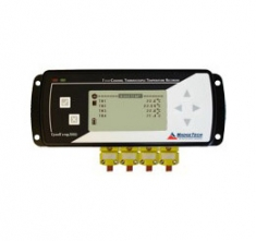 MaT-QuadTemp2000  4-Ch TC Based Temp Recorder with LCD Display