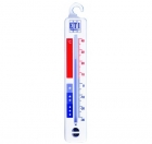 ETI-803-000  vertical spirit-filled fridge or freezer thermometer