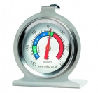 ETI-800-923  Ø50 mm dial stainless steel fridge or freezer thermometer