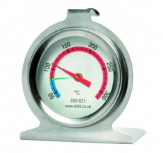 ETI-800-931  Ø45 mm dial stainless steel oven thermometer