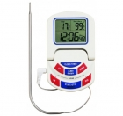 ETI-810-060  combined oven thermometer, clock and timer °C/°F 0 to 300 °C