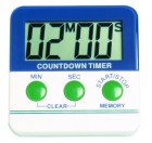 ETI-806-105  count up/down timer with audible alarm - minutes and seconds