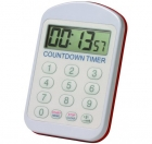 ETI-806-150  waterproof countdown timer with large LCD and loud audible alarm