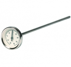 ETI-800-060  Ø50 mm dial thermometer -20 to 60 °C