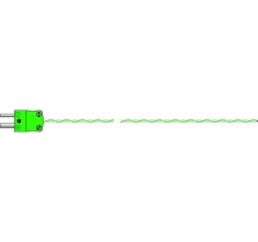 ETI-133-362  K-Type exposed junction wire probe (PTFE) 1000 mm