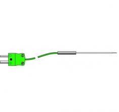 ETI-133-180  K-Type miniature needle probe Ø1 mm