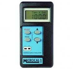 ETI-271-100 MicroCal-1 Thermocouple multi-output temperature simulator