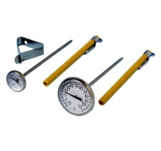 ETI-800-801  Ø45 mm dial thermometer -40 to 70 °C