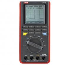 UNI-UT81B  Scope Digital Multimeter  -  8MHz, 40MS/s