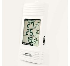 ETI-810-120  digital max/min termometer - Hvid