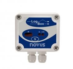 Novus-LogBoxAA datalogger 2 kanaler