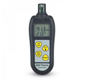 ETI-224-602  6102 dual line therma-hygrometer