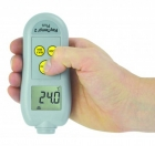 ETI-228-120  RayTemp2-Plus IR thermometer with adjustable emissivity