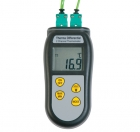 ETI-231-050 ThermaQ Thermometer with two TC Type K inputs