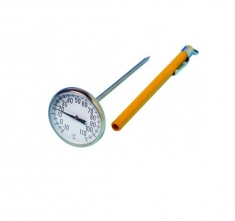 ETI-800-802  Ø45 mm dial thermometer -10 to 110 °C
