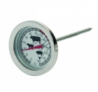 ETI-800-804  Ø45 mm dial meat roasting thermometer Ø4 x 105 mm stem