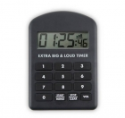 ETI-806-160 Extra big and sound timer waterproof countdown timer