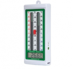 ETI-810-020  digital max/min termometer - Hvid