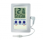 ETI-810-090 Min/Max Alarm Thermometer with ext probe