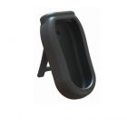 ETI-830-258 Silicone black boot with food stand and magnet