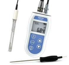 ETI-860-820  8100 Plus pH meter with interchangeable probe (included)