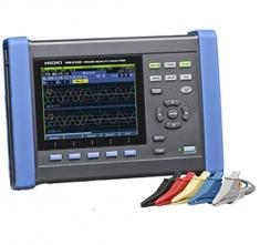Hioki-PQ3100 Power Quality Analyzer, Mainframe