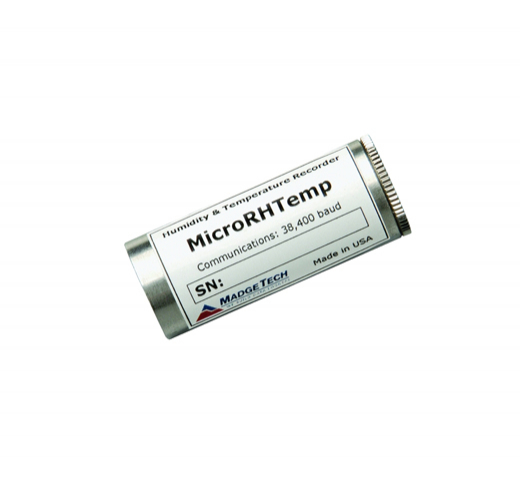 MaT-MicroRHTemp   Miniature Temp and Humidity Recorder