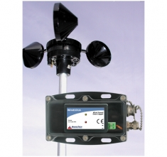 MaT-Wind101A Wind Speed Recording System incl anemometer, SW and cable