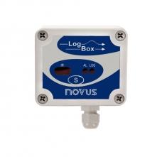 Novus-LogBoxDA-64k datalogger 2 kanaler